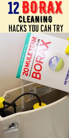 Diy Household Tips 243616661082709492 - Check out the many things you can do with borax in your house. I have picked out the best that you will definitely use more than once even daily. An amazing cleaner borax. Source by lanowallace Borax Cleaning, Bathroom Cleaning Hacks, Deep Cleaning, Spring Cleaning, Household Cleaning Tips, House Cleaning Tips, Diy Cleaning Products, Cleaning Solutions, Clean Shower Grout