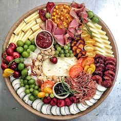 Party Platters on @the_feedfeed https://thefeedfeed.com/party-platters/cheesemongrrl/cheese-platter