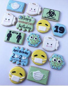 Sweet Cookies, Iced Cookies, Royal Icing Cookies, Holiday Cookies, Sugar Cookies, Cookie Cake Pie, Cookie Tray, Cookie Cutters, Birthday Cookies