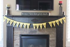 Free RETURNED WITH HONOR banner printable -  BlogCrew #missionary #homecoming #welcomehome