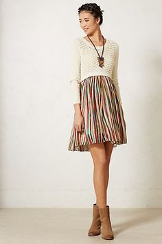 Somerset Dress #anthropologie