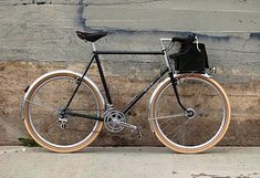 MAP Bicycles - Handmade commuting, touring, and randonneuring bicycles built in Chico, California. Road Bikes, Cycling Bikes, Bici Fixed, Motorized Bicycle, Fixed Gear Bike, Touring Bike, Motorcycle Bike, Vintage Bicycles, Wheels