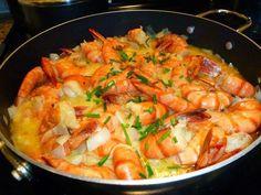 Aprenda a fazer Camarão com molho de mostarda de maneira fácil e económica. As melhores receitas estão aqui, entre e aprenda a cozinhar como um verdadeiro chef.