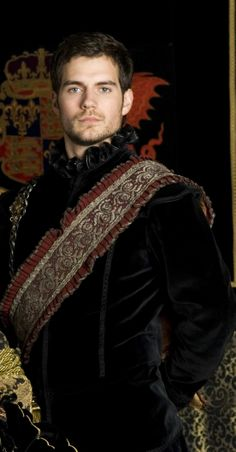 """I have been watching the """"Tudors"""" and I am in love with Henry Cavill."""