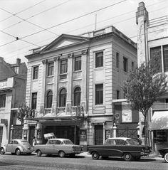 Cinema Rex, Rua da Palma