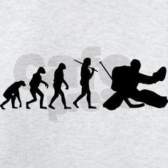 The Evolution Of The Hockey Goalie