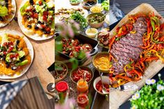 Wil je een Tex Mex barbecue organiseren in je eigen tuin? In dit artikel vertel ik je er alles over, van voorbereiding tot alle recepten! Tex Mex, A Food, Food And Drink, Nachos, Enchiladas, Spicy, Bbq, Mexican, Yummy Food