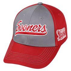 competitive price ff900 6812b NCAA Baseball Hats Oklahoma Sooners