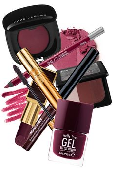 The 5 makeup colors to try this fall: Burgundy