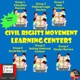 Chalk Dust Diva --- History - Social Science Teaching Resources | Teachers Pay Teachers Teaching Science, Social Science, Teaching History, Activity Centers, Learning Centers, Educational Activities, Fun Activities, Civil Rights Memorial, Literacy Test
