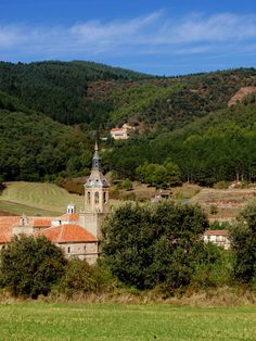 Nos vamos a La Rioja Gaudi, Spanish People, Parc National, Chapelle, Andalucia, Kirchen, Spain, Mansions, House Styles