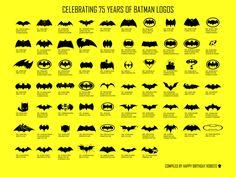 75 anos de Batman