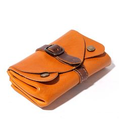 leather pocket clutch wallet. perfect.