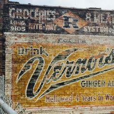 Vernor's dates to the late 1800s, when Civil War veteran James Vernor returned from battle to a mixture he'd let age four years in an oak cask.