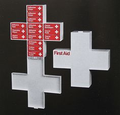 Clever first aid #bandage #packaging PD