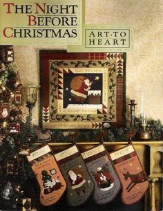 REVISTA- 12ART TO HEART..THE NIGHT BEFORE CHRISTMAS - Ramos Vasconcelos - Picasa Webalbumok