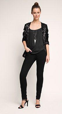 Esprit 5-Pocket-Skinny Jeans mit Stretch  49,99 €