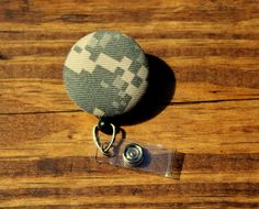 Army Digital Camo Badge, Army Badge, Camo Badge, ID holder, Retractable,Swivel Clip,RN Badge, CnA, Coach Badge, Teacher Badge, Fabric Badge by TheNerdyFatCat on Etsy