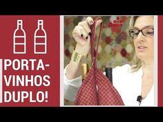 O Porta-vinhos Duplo Em 30 Minutos - Patchwork Fácil com a Patricia Muller - YouTube