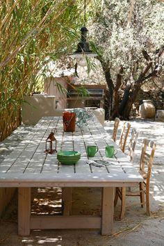 The house of Manolis Pantelidakis on Serifos island, Greece