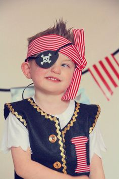 Pirate Party Pirate Accessories Pirate by willowlaneboutiques