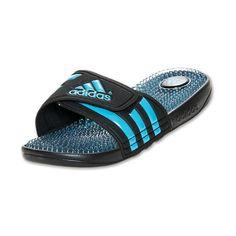 Women's adidas Adissage Fade Sandal ($18) ❤ liked on Polyvore