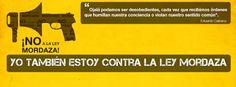 opinión-debate: Manifestación #SIN MORDAZAS - No a las Leyes Morda...