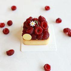 . 보석같은 산딸기 알알이 보석보다 어여쁜 타르트 . 기초부터 탄탄히! 시즌1 . #허니비케이크 #베이킹스튜디오 #베이킹클래스 #카페디저트 #카페디저트마스터클래스 #과일타르트 #honeybeecakes…