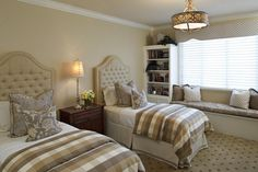 San Francisco Bay Area Interior Designer | Julie Mifsud | Bedrooms and Offices