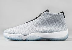Air Jordan Future Premium | Metallic Silver