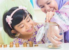 Talks about dollars and cents are nerve-wrecking, start small by inculcating your child to save for a rainy day when the children are at a tender age. #moneymanagement #children