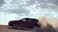 """This is a commercial advertisement for #Jeep #Cherokee. This commercial was released in September 13, 2013 in the United States entitled """"Built Free."""" It was made by Wieden + Kennedy, USA advertising agency."""