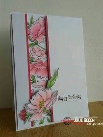 Interesting card design, nice coloring
