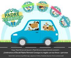 Drive Smart convierte el Día del Padre en el Día del #Padre Perruno, ¡consigue regalitos! http://drivesmart.es/participa-y-gana/dia-del-padre-perruno/ | #concurso #PadrePerruno #FB #Twitter