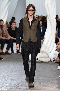 Spring/Summer 2015 Fashion Show   John Varvatos