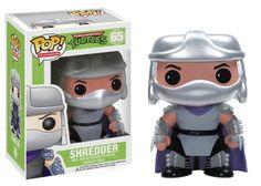 Funko - Figurine Tortues Ninja - Shredder Pop 10cm
