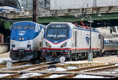 RailPictures.Net Photo: AMTK 608 Amtrak Siemins ACS-64 at Washington, District of Columbia by Matt Donnelly