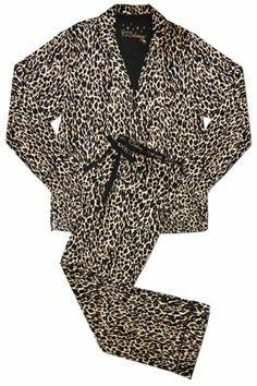 7bd8a27f29b3 PJ Salvage Leopard Flannel Pajama Set……Back by Demand the Great Leopard  Flannel Pajama