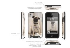 the Uncommon iPod Touch 4th gen Capsule