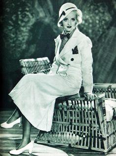Bette Davis, 1932-changed the acting profession for women forever...Maverick!