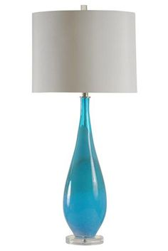 We love these glass lamps! $179.99