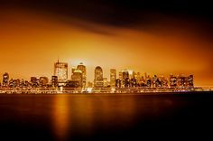 night fall NewYork~