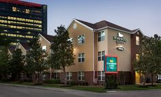Homewood Suites by Hilton Houston-Westchase Hotel, TX - Exterior Dusk