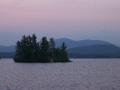 Saranac Lake, NY - my parents live on this lake. It's like a dream waking up to this view in the mornings.