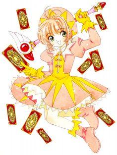 CLAMP, Madhouse, Cardcaptor Sakura, Cardcaptor Sakura Memorial Book, Sakura Kinomoto
