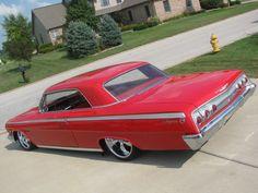 62 Hardtop Impala