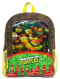 Teenage Mutant Ninja Turtles 16.5