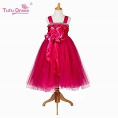$19.89 (Buy here: https://alitems.com/g/1e8d114494ebda23ff8b16525dc3e8/?i=5&ulp=https%3A%2F%2Fwww.aliexpress.com%2Fitem%2FHot-sale-2014-summer-pretty-baby-girls-tutu-dress-hot-pink-tulle-baby-dresses%2F1994446975.html ) Flower Girl  Lovely Tutu Baby Dress Toddler Birthday Wedding Dress for Baby Girls for just $19.89