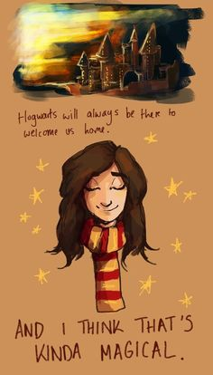"""What It's Like Being A Part Of The """"Harry Potter"""" Generation: An Illustrated Take"""