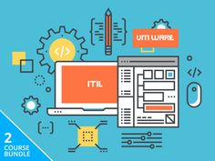 ITIL & VMware vSphere Comprise the Most In-Demand #ITCertificationsOnEarth, & You'll Have the Training To Ace Both https://stacksocial.com/sales/itil-certification-vmware-vsphere-training-bundle?aid=a-mom8ksq7